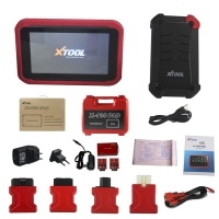 Xtool X-100 PAD Key Programmer Android XTOOL X100 Pad Tablet key programmer( Xtool X-100 EEPROM Adapter Support Special Functions)