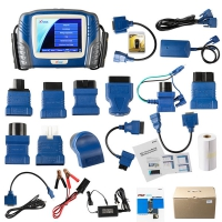 XTOOL PS2 GDS Bluetooth diagnostic tool with touch screen 3-year warranty online update
