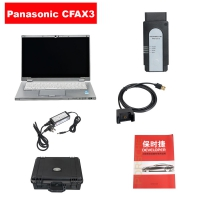 V38.050.030 Porsche Tester III Diagnostic Tool For Piwis 3 PT3G With SSD 240G And Panasonic CFAX3 Laptop