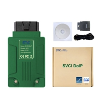 Land Rover Jaguar SVCI DoIP SDD diagnostic interface supporting SAE J2534 interface