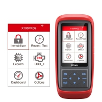 XTOOL X100 Pro2 automatic key programmer with EEPROM XTOOL X100 Pro2 anti-theft device mileage OBDII diagnostic tool code scanner