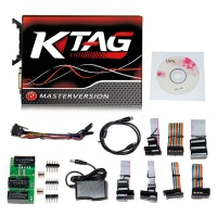 K-tag V7.020 EU Clone Ktag 7.020 Red PCB Online Master Version No Tokens Limitation