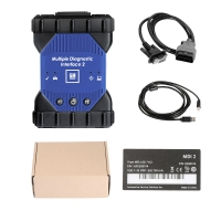 WIFI GM MDI 2 Multiple Diagnostic Interface with V2019.4